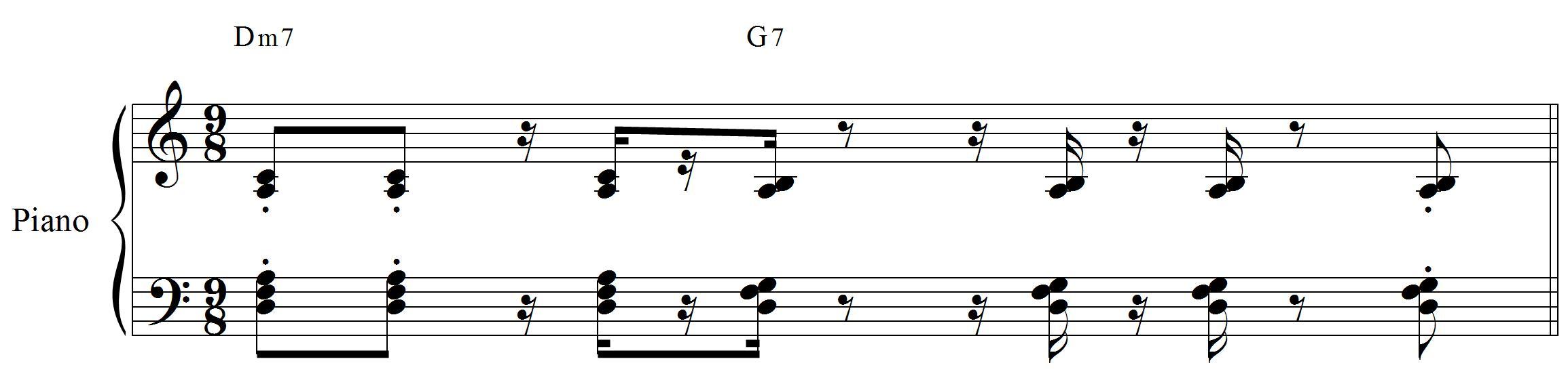 Piano em 9